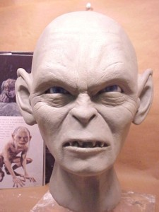 GOLLUM SCULPTURE